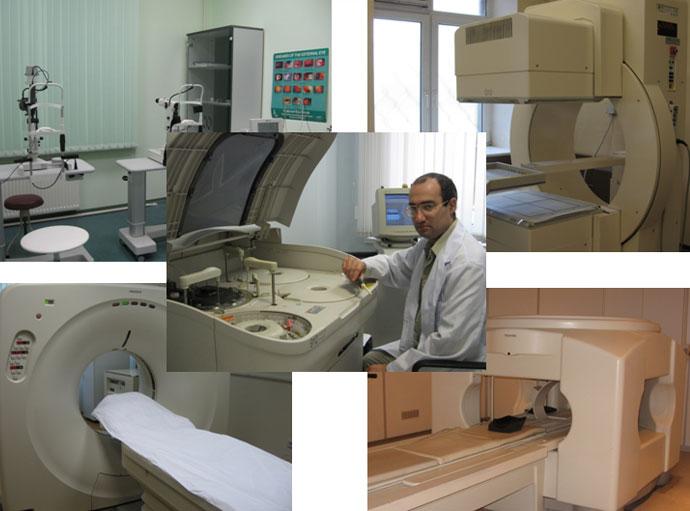 центральной клинической